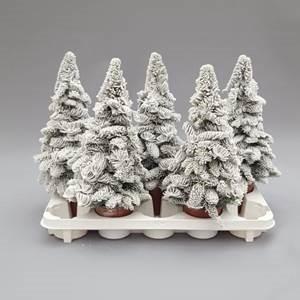 Paraffin Weihnachtsbaum  40 cm  T 11